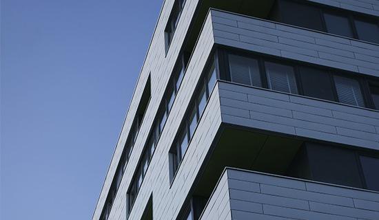 Parkeersysteem appartementencomplex