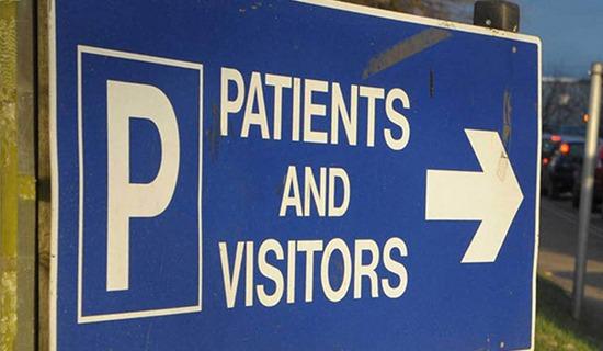 Parkeersysteem ziekenhuis