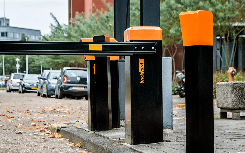 parkeersysteem beheer parkeerterrein